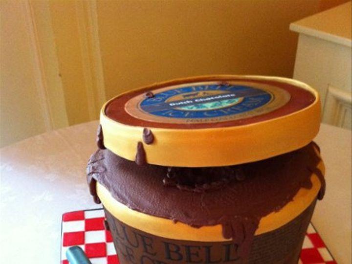 Tmx 1338390312046 IMG0147 Nashville wedding cake