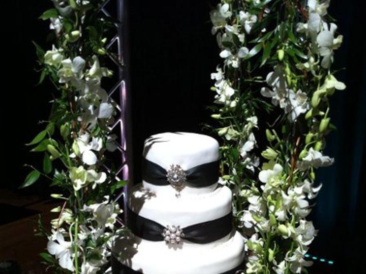 Tmx 1338390331386 IMG0273 Nashville wedding cake