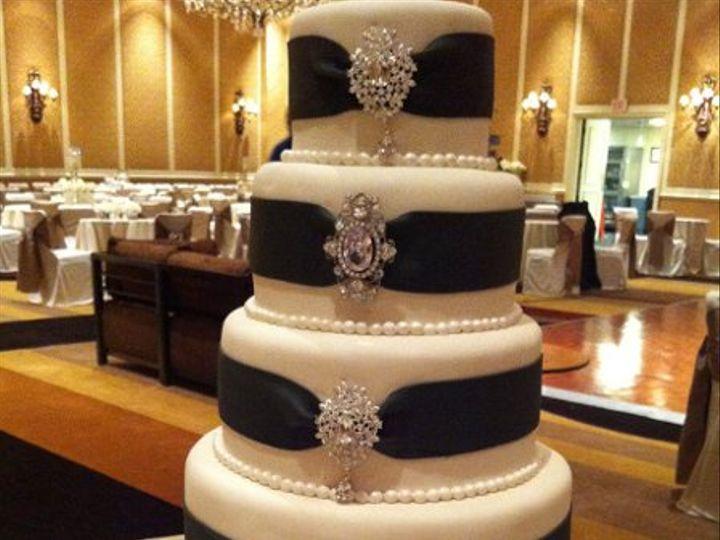 Tmx 1338390371481 IMG0356 Nashville wedding cake