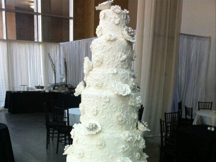 Tmx 1338390385044 IMG1536 Nashville wedding cake