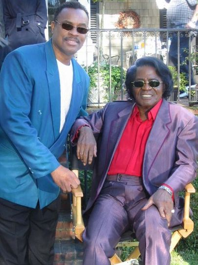 TONY AND JAMES BROWN
