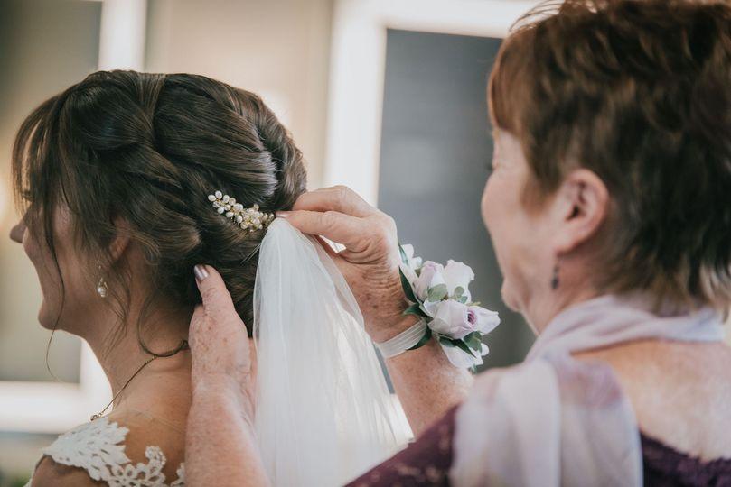Bridal Hairsyle