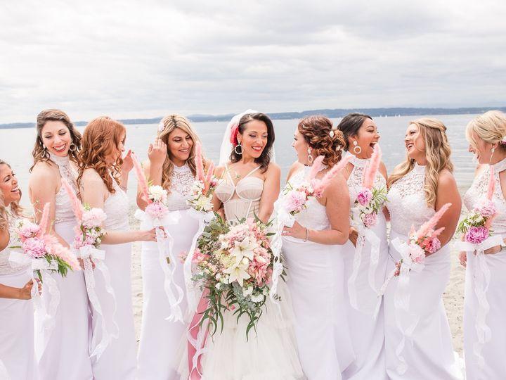 Tmx E E Wedding 2019 Wedding Party Family 0114 51 1054721 158567331661274 Bothell, WA wedding beauty