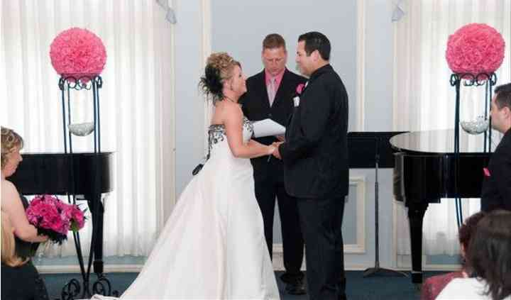 I Now Pronounce You Wedding Services