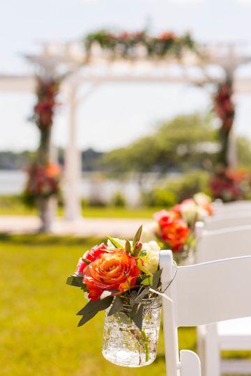 Floral adornments