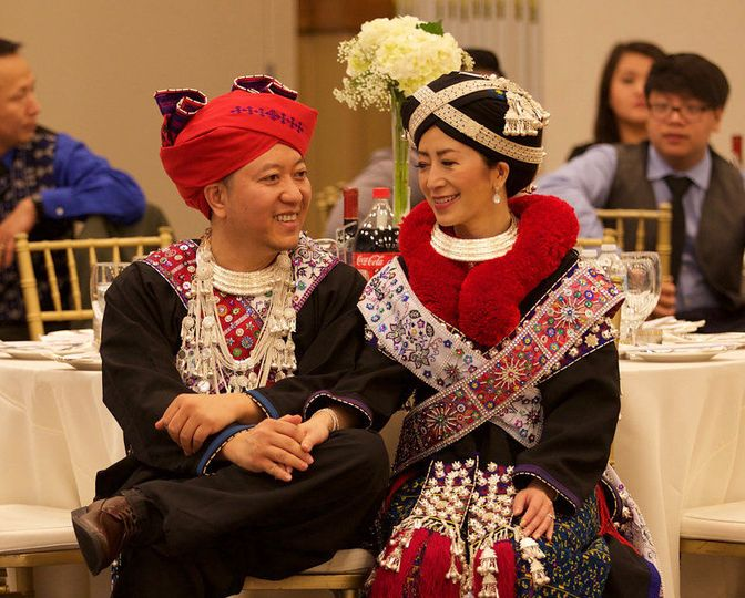 Jenny & Nai. Jan 16,We got two wedding for one that day. The couple wanted to honor both cultures....