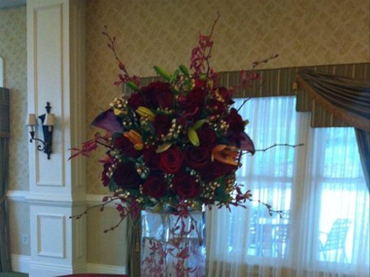 Tmx 1329159443403 RedWedding1 Fort Worth wedding florist