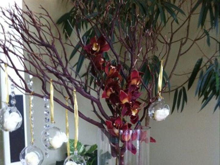 Tmx 1329159491215 RedWedding5 Fort Worth wedding florist