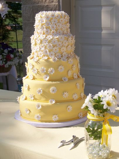 Yummy Cakes & More - Wedding Cake - Morristown, TN - WeddingWire