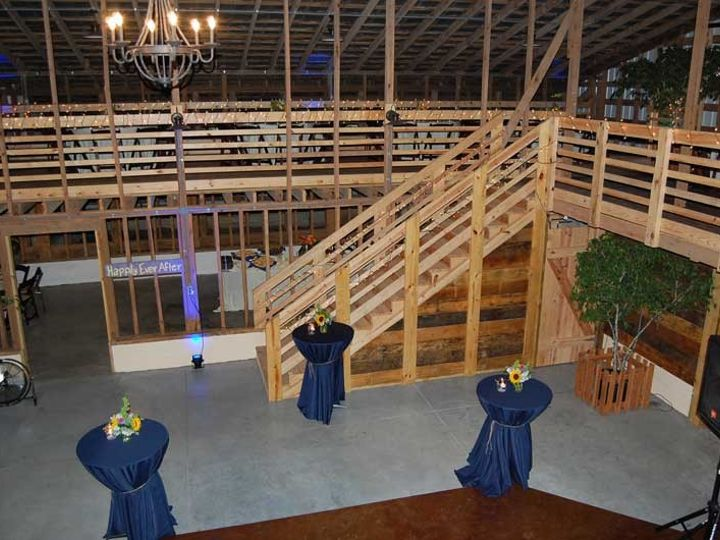 Tmx 1420422688185 Overhead Tall Tables Cleveland, NC wedding venue