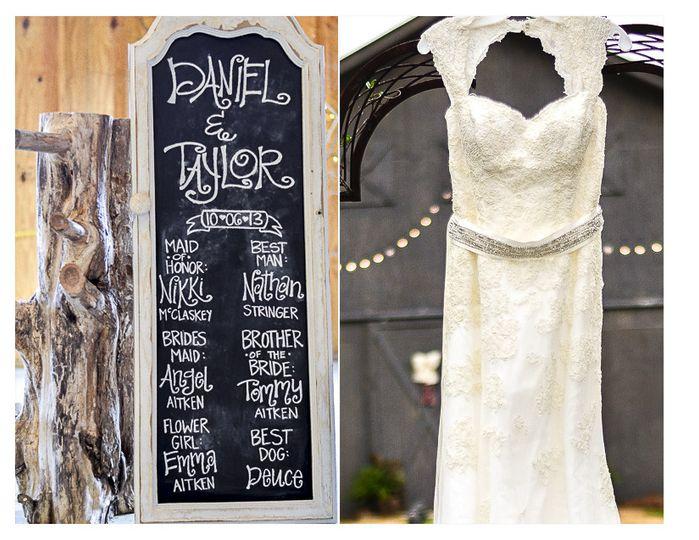wedding dress print page