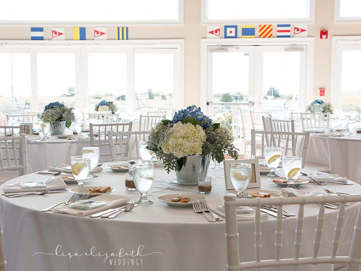 Tmx 1459265340280 Table Setting White 2 West Dennis, MA wedding venue