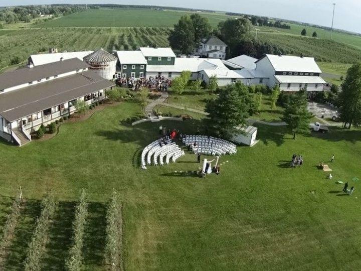 Tmx 1527278087 Dc4eca30c1665d35 1527278086 828602ae4c323a31 1527278371750 4 Aireal View Of Wed Maple Park, IL wedding venue