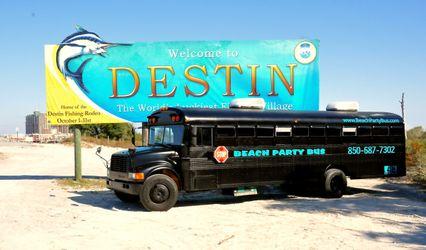 Beach Party Bus