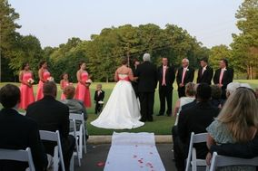 Dr. Dennis Long's Wedding Services