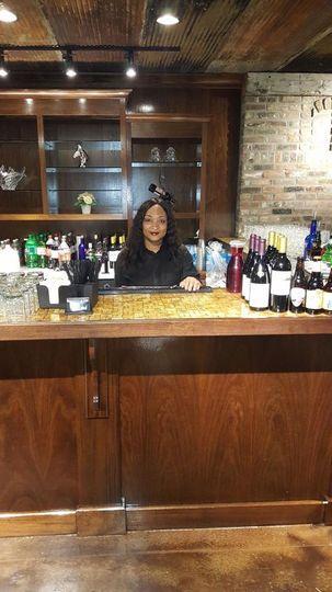 Katrina, Our Bar Vendor
