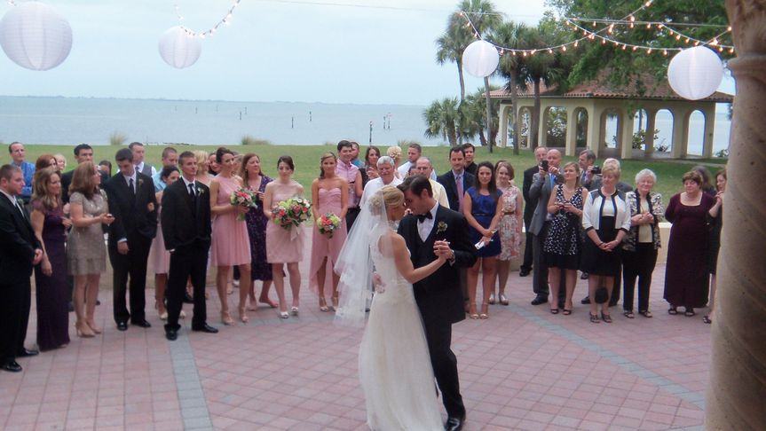florida wedding dj destination weddin