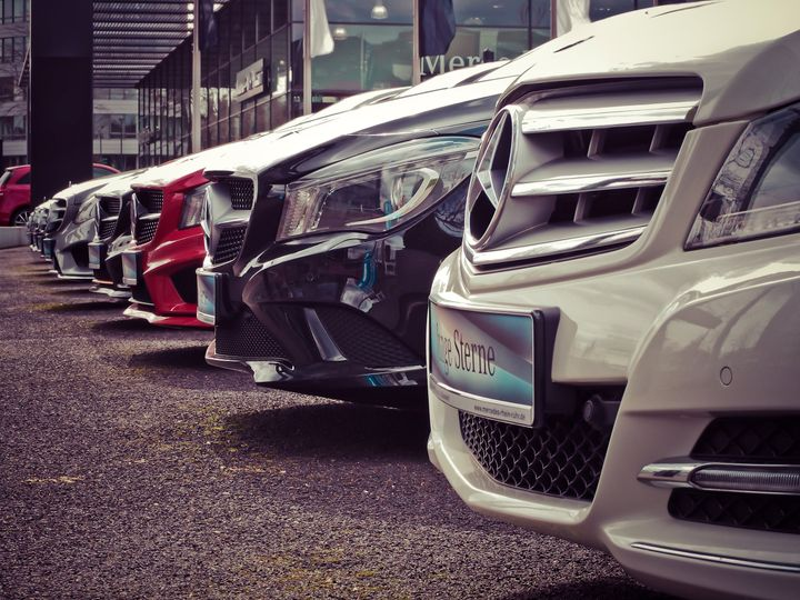 Parking luxury vehicles