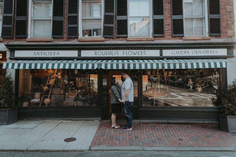 Boston Engagment