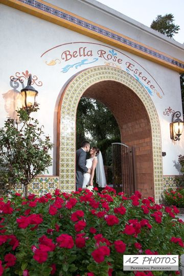 Bella Rose Estate Venue Chandler Az Weddingwire