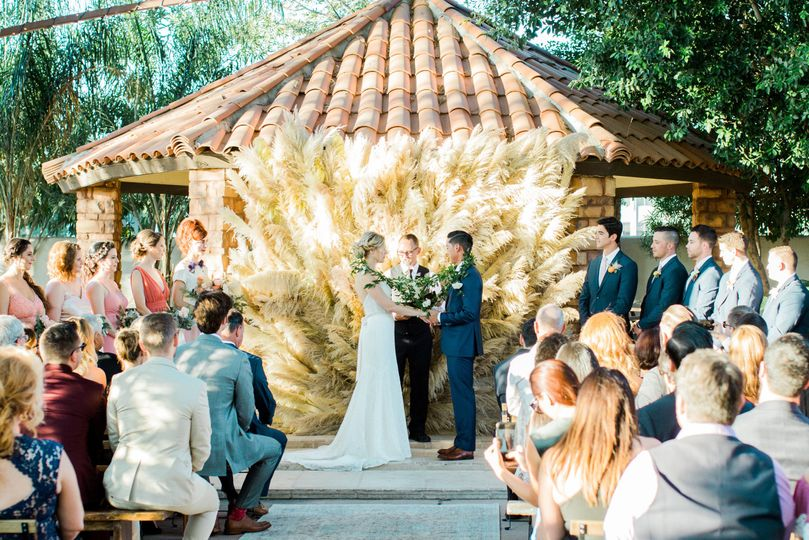 Bella Rose Estate Venue Chandler Az Weddingwire