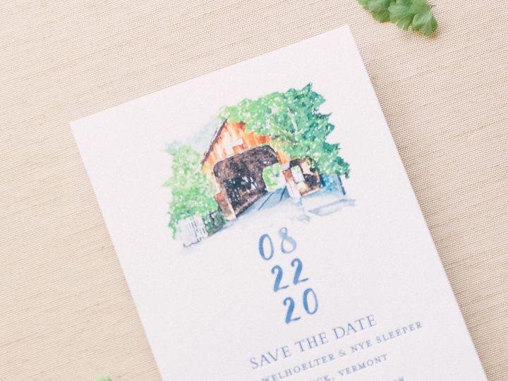 Tmx 1hjpyg9a 51 1259721 160043360889666 Westport, CT wedding invitation