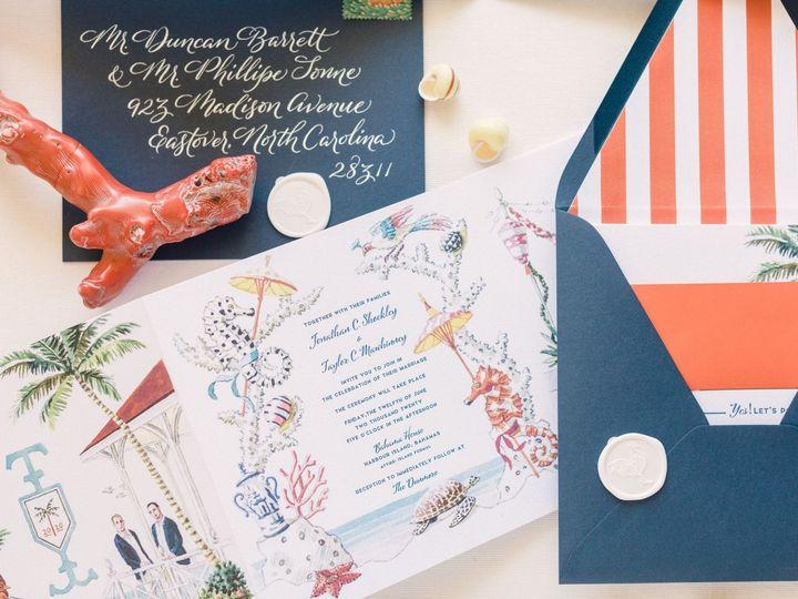 Tmx Hgd4y4yw 51 1259721 160043361045254 Westport, CT wedding invitation