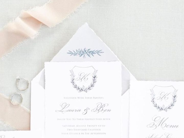 Tmx 1529186221 B8dbd416134fadaf 1529186220 98b9c2a5c0dd6958 1529186220615 1 Julianna Denver wedding invitation
