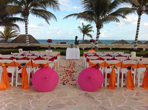Tmx 1364399794072 Beachweddingceremony25 Brooklyn wedding travel