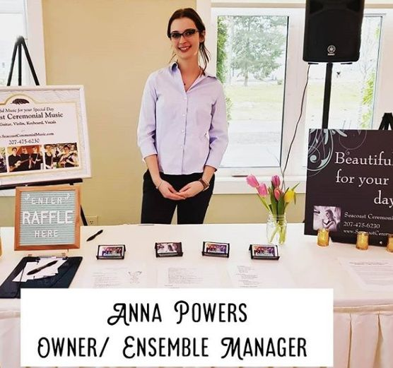 Owner/ Manager Anna Powers
