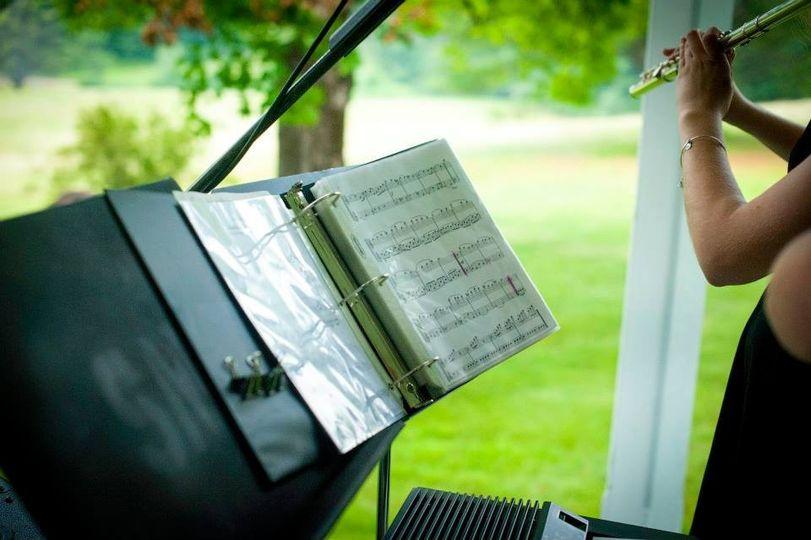 A vast repertoire of music