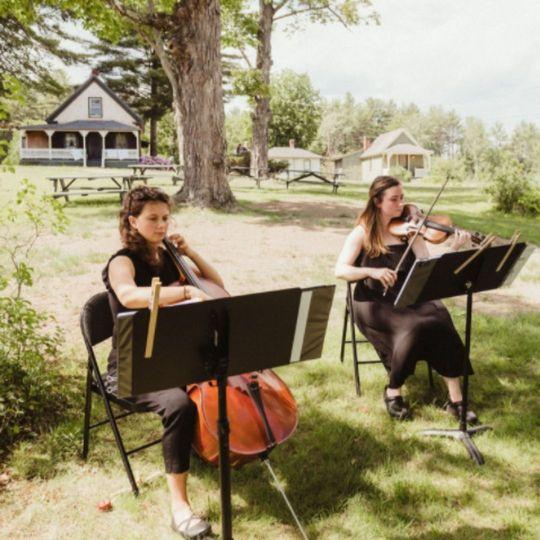 Violin & Cello