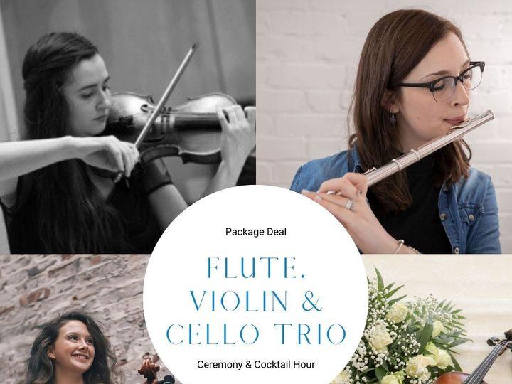Tmx Trio Flute Violin Cello 51 1061821 160397725595910 Kittery, ME wedding ceremonymusic