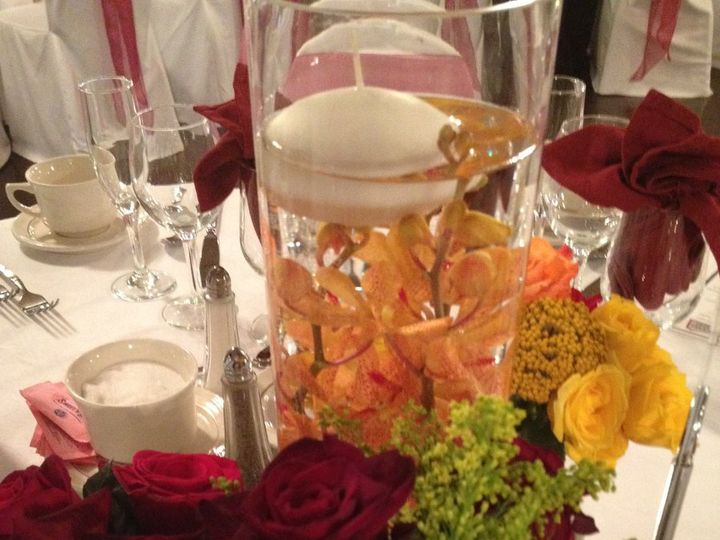Tmx 1355255357798 Centerpiece Woodbury, NJ wedding venue