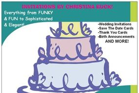 Invitations by Christina Buck