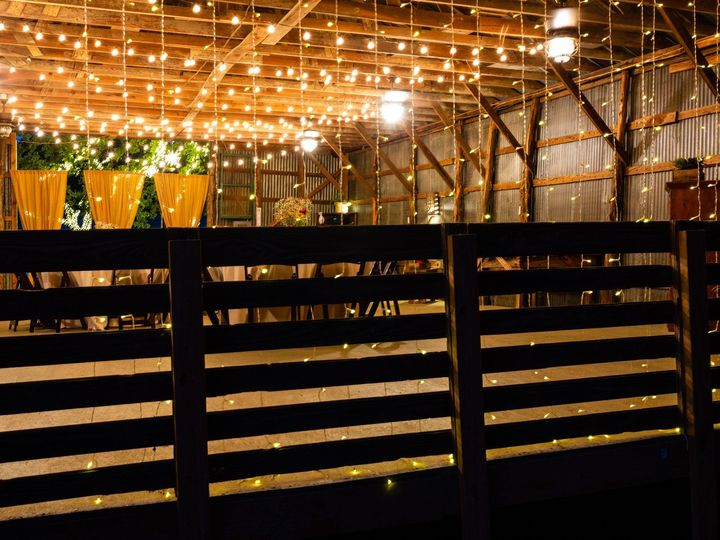 Tmx Barn Back With Railing To Driveway 070319 51 1052821 1562208545 San Marcos, TX wedding venue