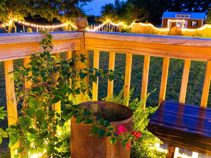 Tmx Deck Corner With Plant To Cottage 070319 51 1052821 1562208568 San Marcos, TX wedding venue