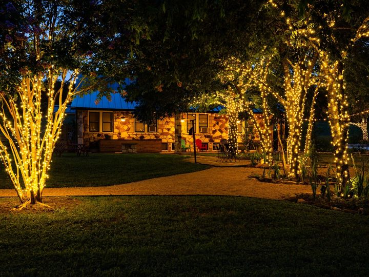 Tmx House Trees To Back Porch 070319 51 1052821 1562208582 San Marcos, TX wedding venue
