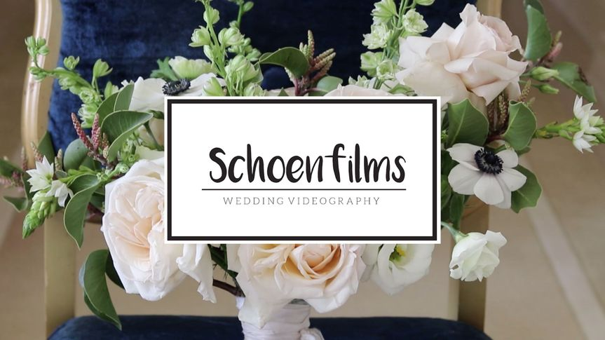 Schoenfilms Wedding Videography