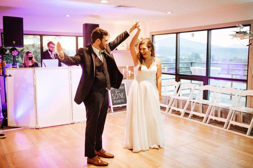 First dance magic