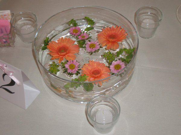 Tmx 1230998479015 HerbeckCenterpiece1 Lockport, NY wedding florist