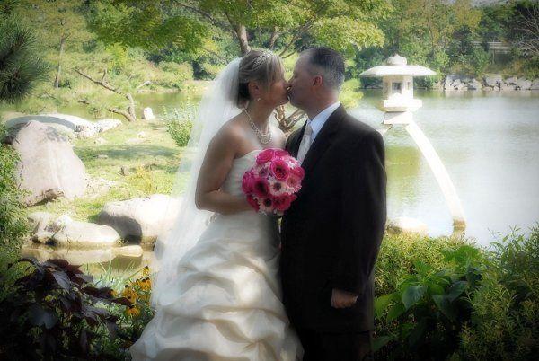 Tmx 1230998554312 SmithBrideGroom Lockport, NY wedding florist