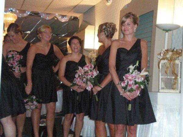 Tmx 1309901274491 BakerGirls3 Lockport, NY wedding florist