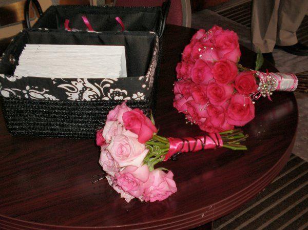 Tmx 1309901411804 FerraroBouqBrideBmaid Lockport, NY wedding florist