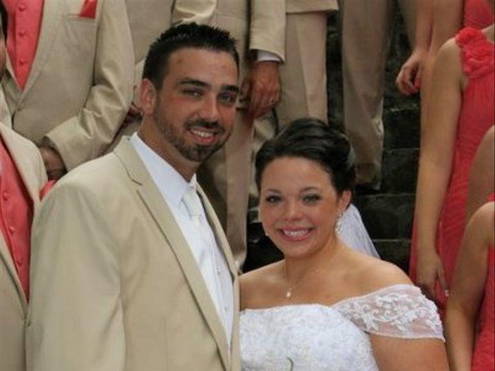 Tmx 1309901430773 HarringtonBrideGroom2 Lockport, NY wedding florist