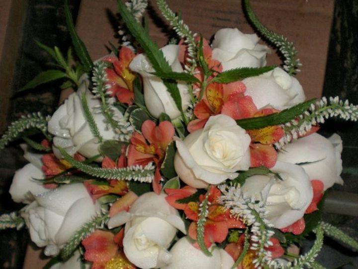 Tmx 1309901486241 HarringtonBouqBride Lockport, NY wedding florist
