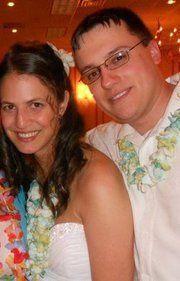 Tmx 1309901831648 SilluzioBrideGroomLeis Lockport, NY wedding florist
