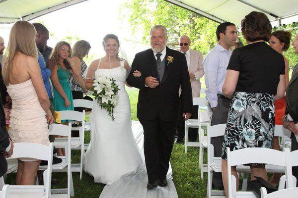 Tmx 1309901931726 WlostowskiBrideFOB2 Lockport, NY wedding florist