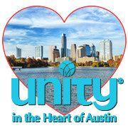 unity logo in heart