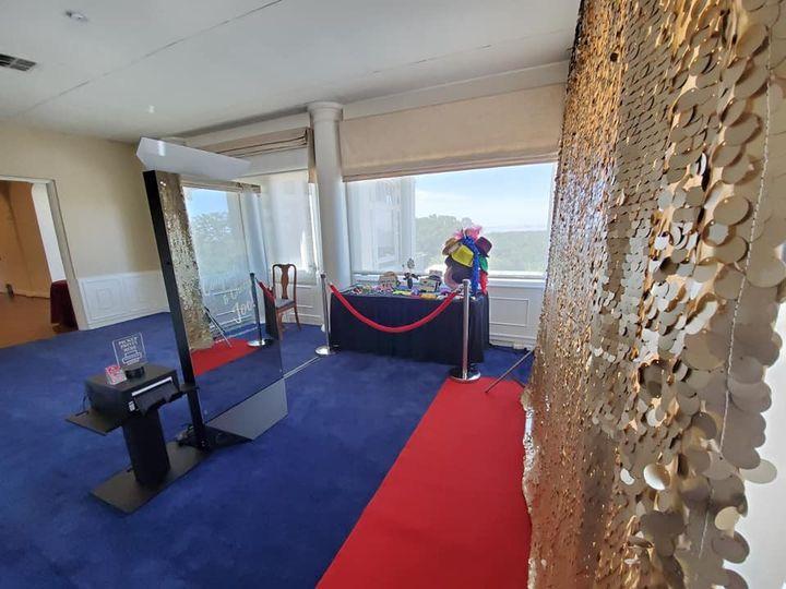 Mirror Red Carpet